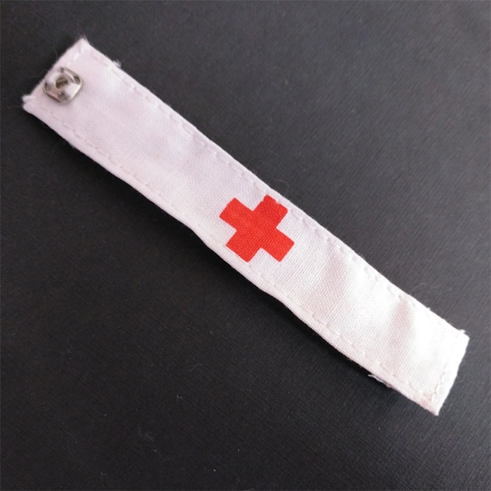 Geyperman red cross armband