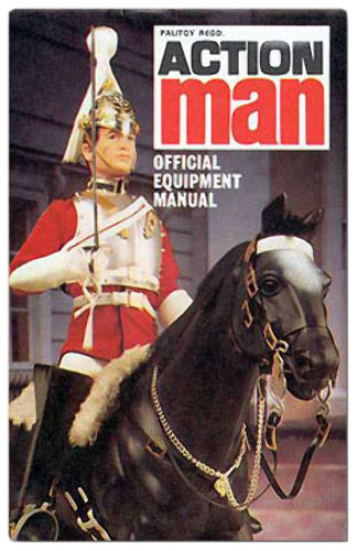 Reproduction Action Man catalog 1972