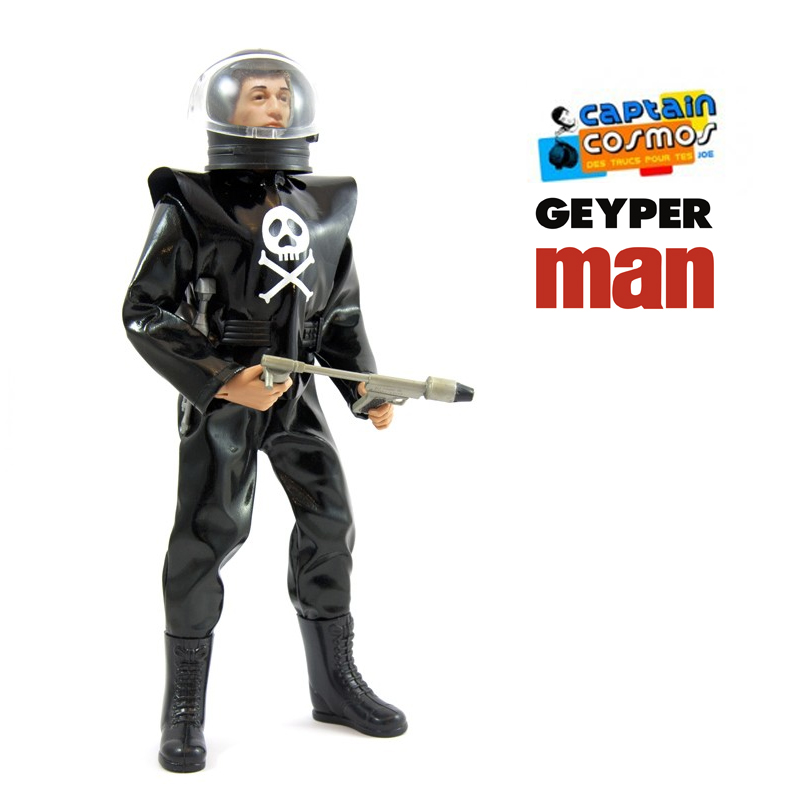 Geyperman-Adventure Joe Pirata Espacial