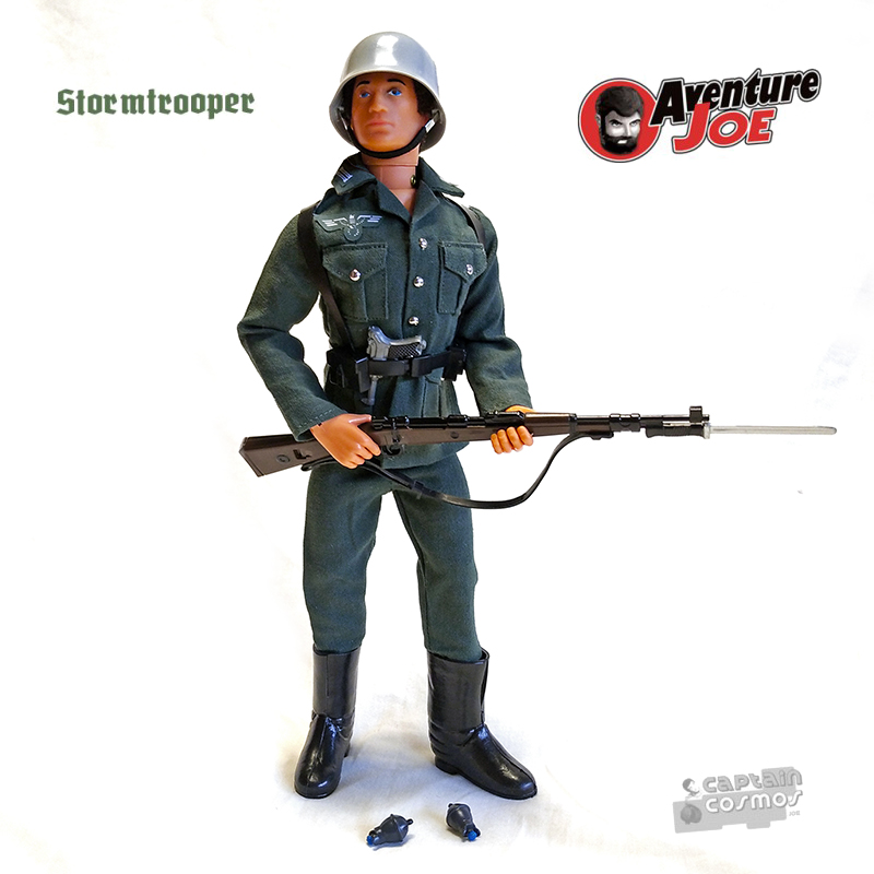 Adventure Joe - German Stormtrooper