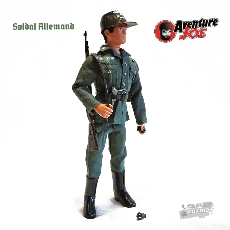 Adventure Joe - German Wehrmacht soldier