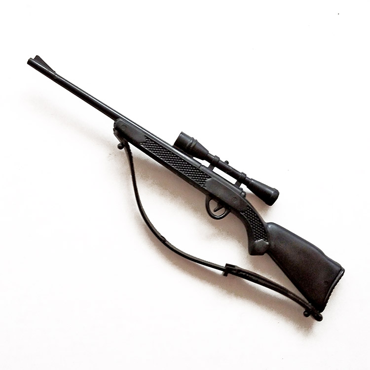 Geyperman rifle de caza negro