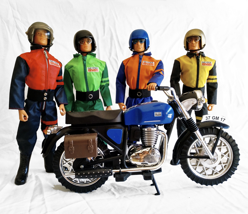 Geyperman Motorcycle pilot 7012
