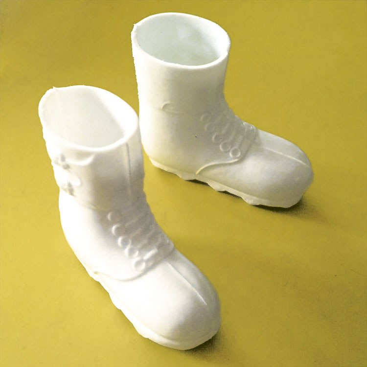 Geyperman white Snow boots