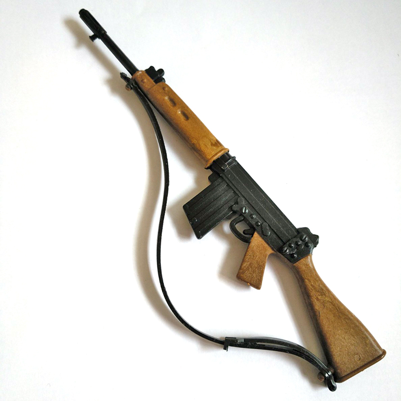 Geyperman FN/FAL rifle