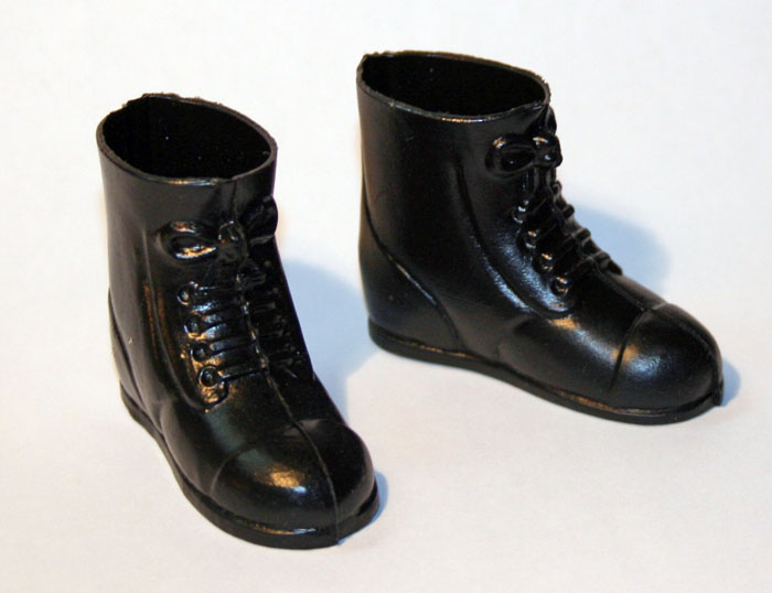 Geyperman short boots (black)