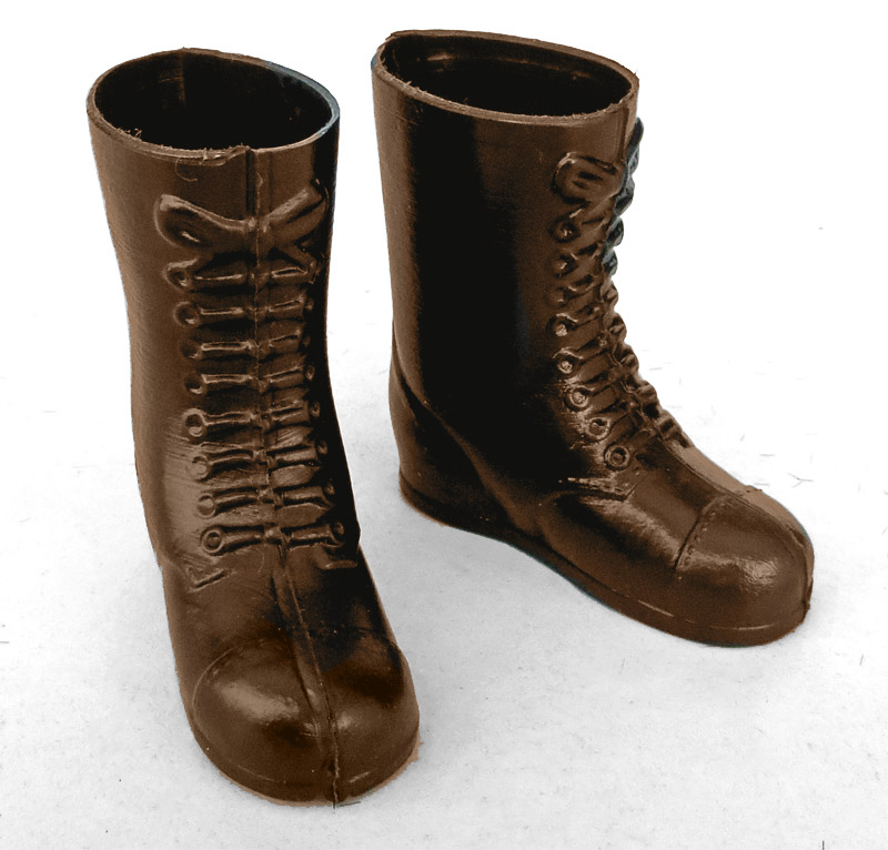 Geyperman tall boots (brown)