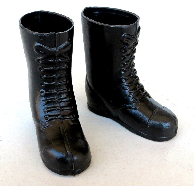 Geyperman tall boots (black)