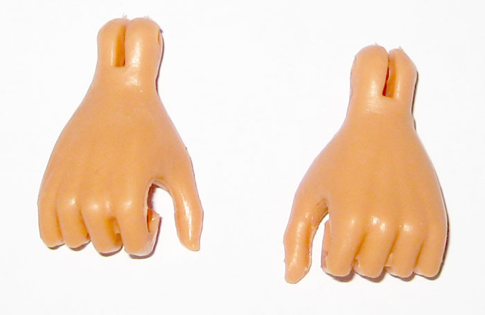 Geyperman 1st issue spare hands