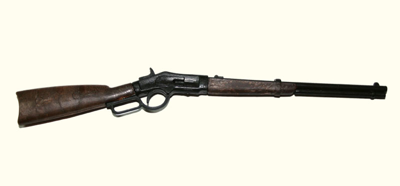 Winchester Rifle 1/10 scale