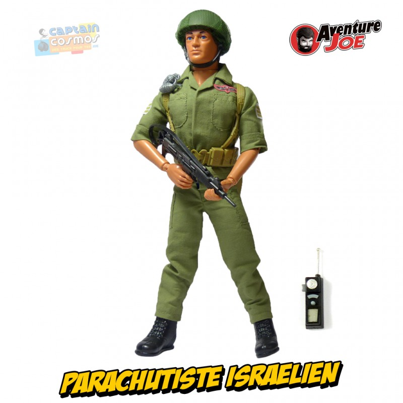 Adventure Joe - Israeli para