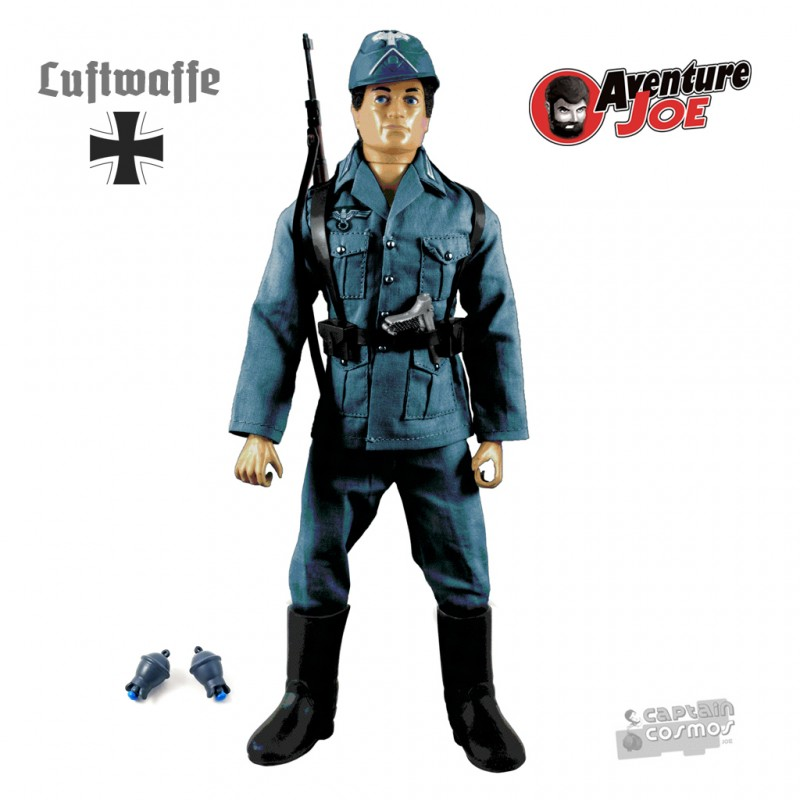 Adventure Joe - Soldado alemán de la Luftwaffe