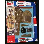 Action Man uniforme oficial britanico