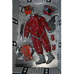 2001 a Space Odyssey red space suit