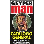 Geyperman official 1981 catalog (folded)