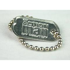 Placa de identificacion Dog Tag Action Man 1