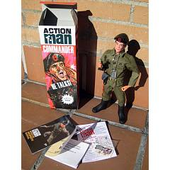 Action Man figura Talking Commander 40 aniversario 1