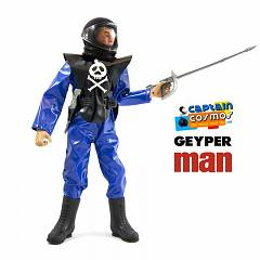 Geyperman-Adventure Joe Comandante Pirata 1