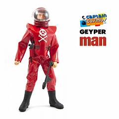 Geyperman-Adventure Joe Pirata Guardia Roja 1