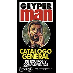 Geyperman official 1981 catalog 1