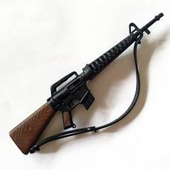 Geyperman rifle M16