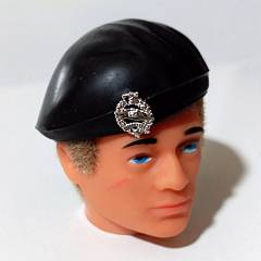 Geyperman tanker beret with badge
