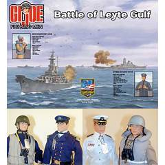 GI Joe Battle of Leyte Gulf Convention set 1