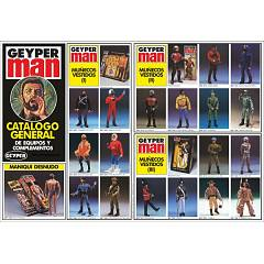 Geyperman official 1981 catalog (unbent) 2