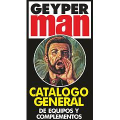Geyperman official 1981 catalog (folded) 1